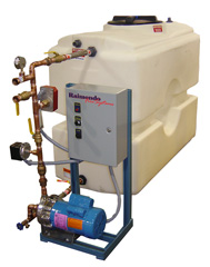 NFPA 13D Residential Pump System
